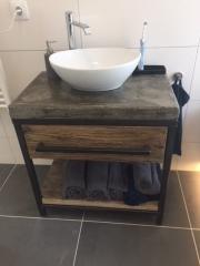 Badkamermeubel-vooraanzicht
