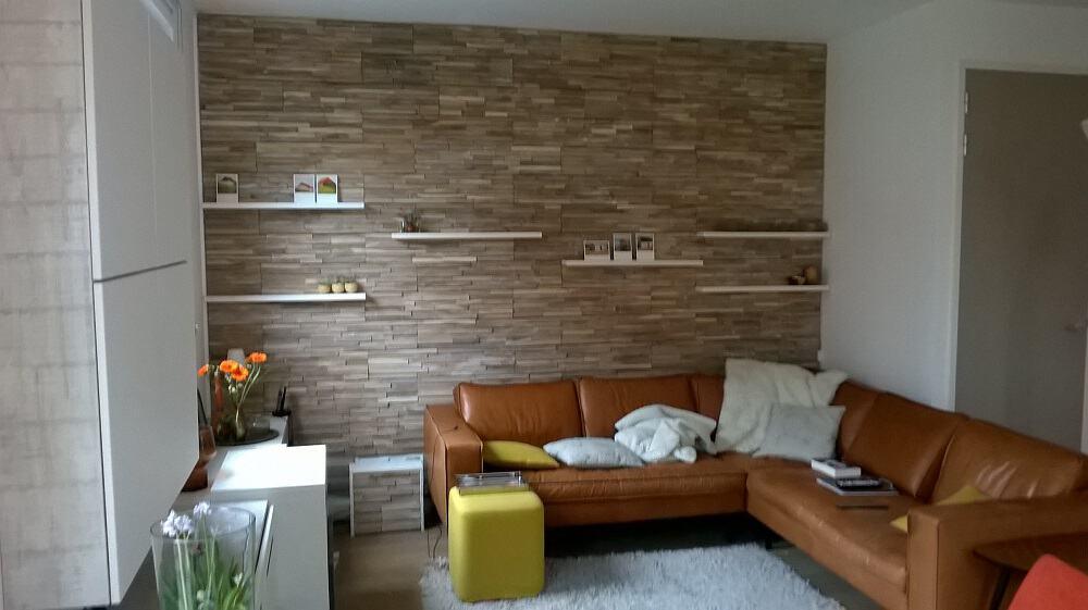 Keuken Plank Steigerhout