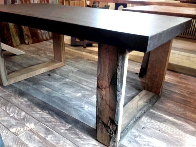 Tafel Onderstel Maken : Beton tafel