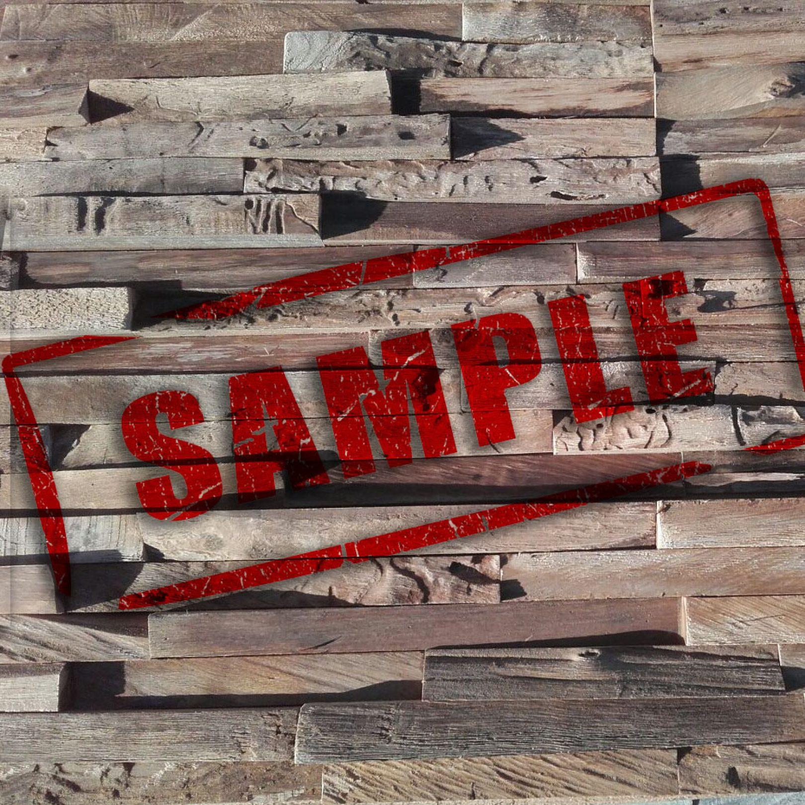 Houtstrips sample