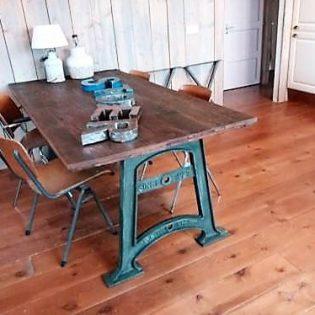 Truckwood vergadertafel