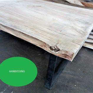 Doorsnede Boom Tafelblad.Suar Boomstam Tafelblad Onbewerkt Woodindustries Nl