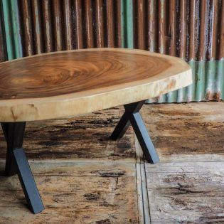 Boomstam Tafel Rond.Suar Boomstamblad Rond 75 Ruime Keuze Only At