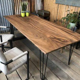 Op maat gemaakte tafel amsterdam