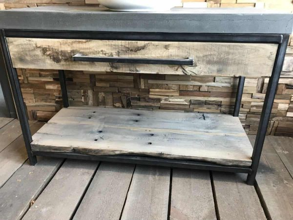 eiken reclaimed meubel