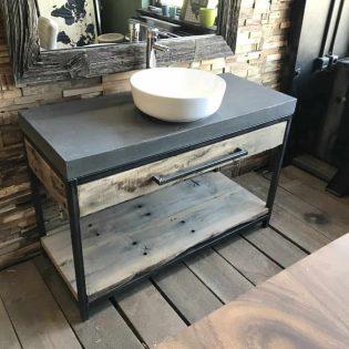 Op maat gemaakt meubel