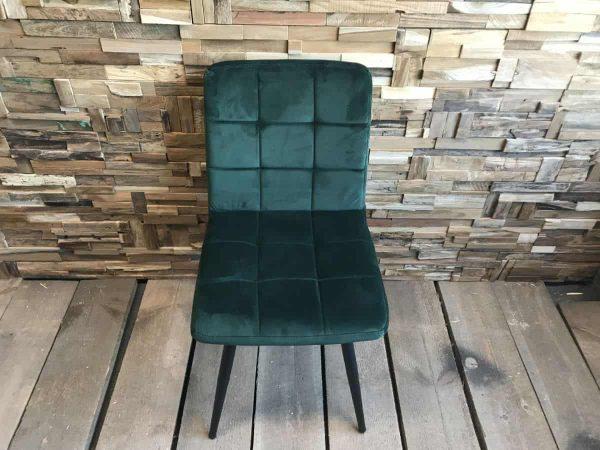 Groene stoel vintage