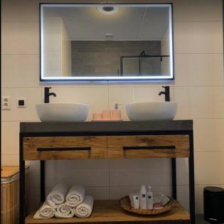 badkamermeubel eiken