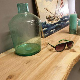 Elmwood wandplank 20 cm diep