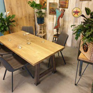 eiken tafel robuust - Utrecht