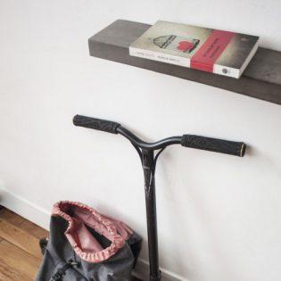Wandplank beton 20 cm diep - 7 cm dik