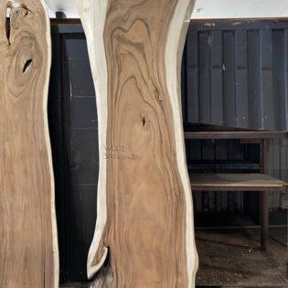 Suar houten boomstam 300x80x7