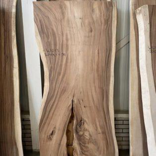 Suar houten boomstam 200x95x7