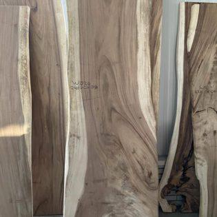 Suar houten boomstam 240x85x7