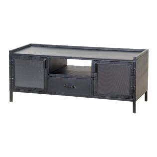 TV meubel Industrieel - 2deurs 1 lade