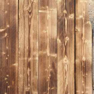 Stoer Parket/Vloerplanken Burnwood