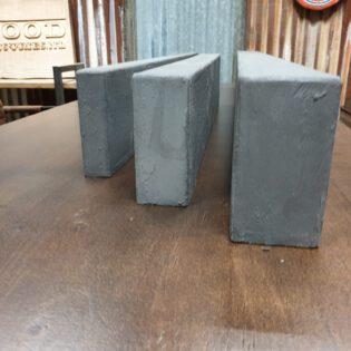 3 verschillende diktes voor beton wandplanken