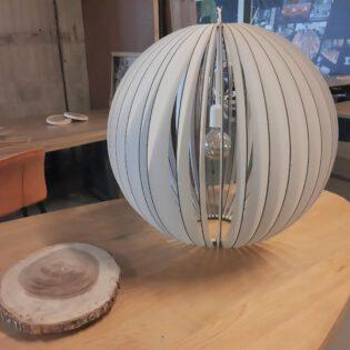 Lamp turbine