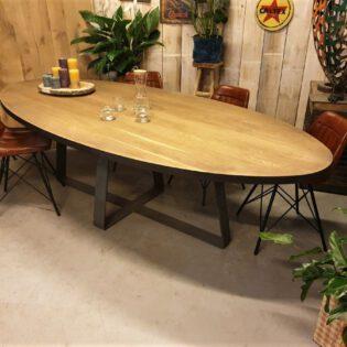 Ovale tafels