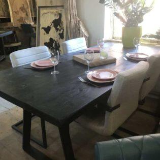Zwarte tafels