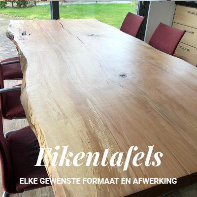 Eiken-houten-tafels